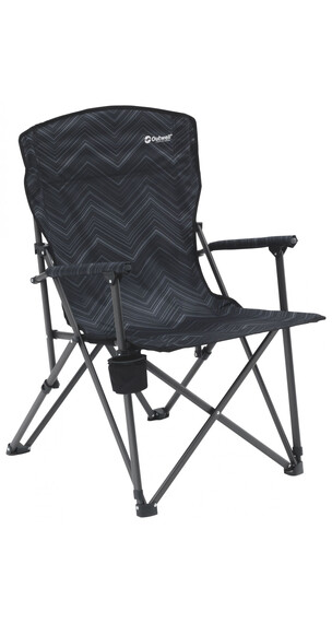 Outwell Spring Hills Chair Black